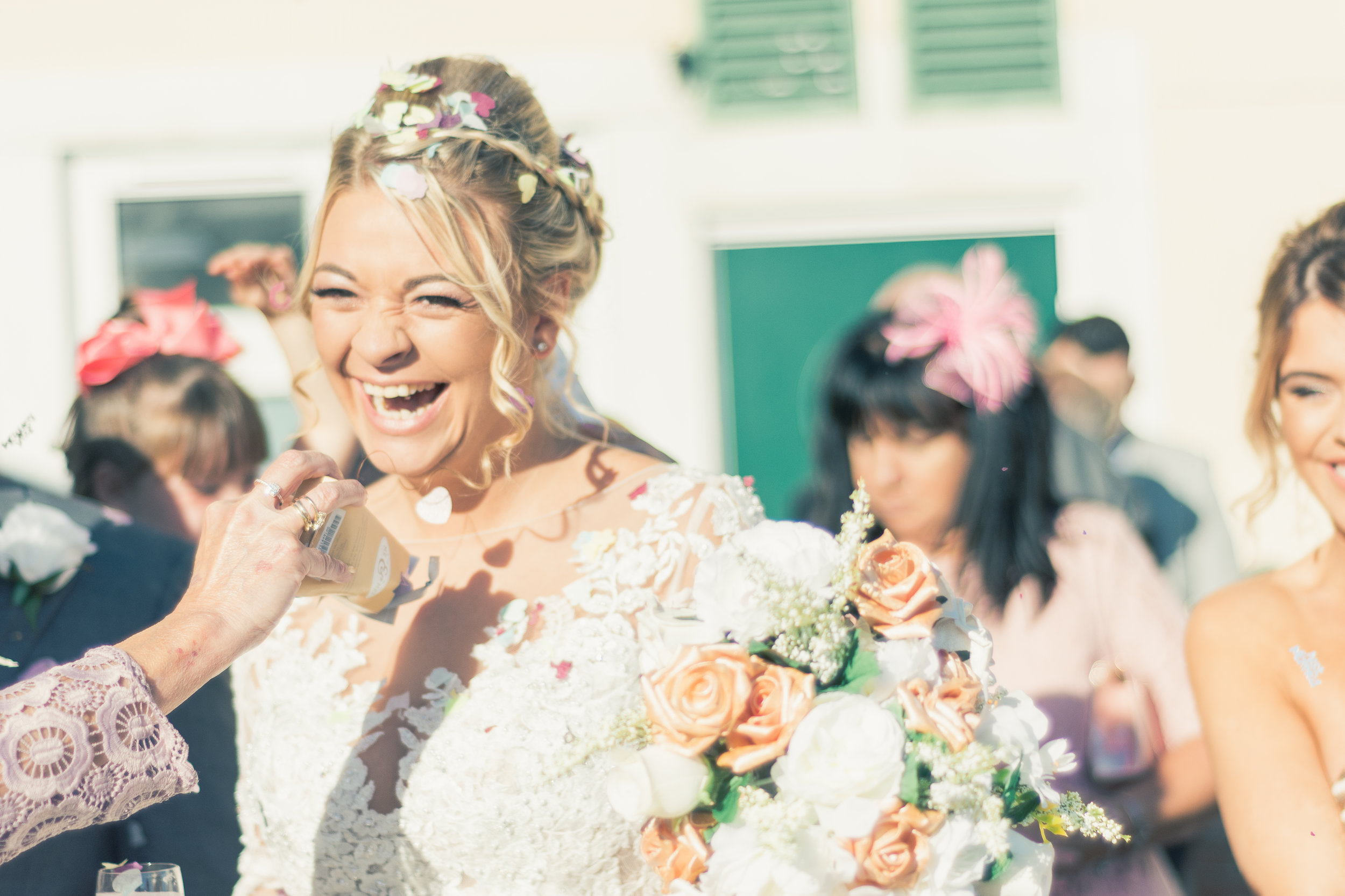 - We know that your wedding is as unique as you are, we don't tell you what style of images you want. We build up a relationship with our clients so that we can understand their style so we can better deliver the perfect coverage of their perfect day.Your wedding images, your way.