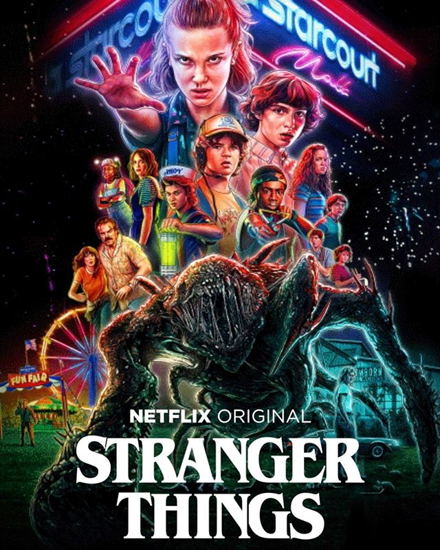 4 July people @strangerthingstv @netflixuk #strangerthings3iscoming #excited #lifegoals #imcomplete #countingdown