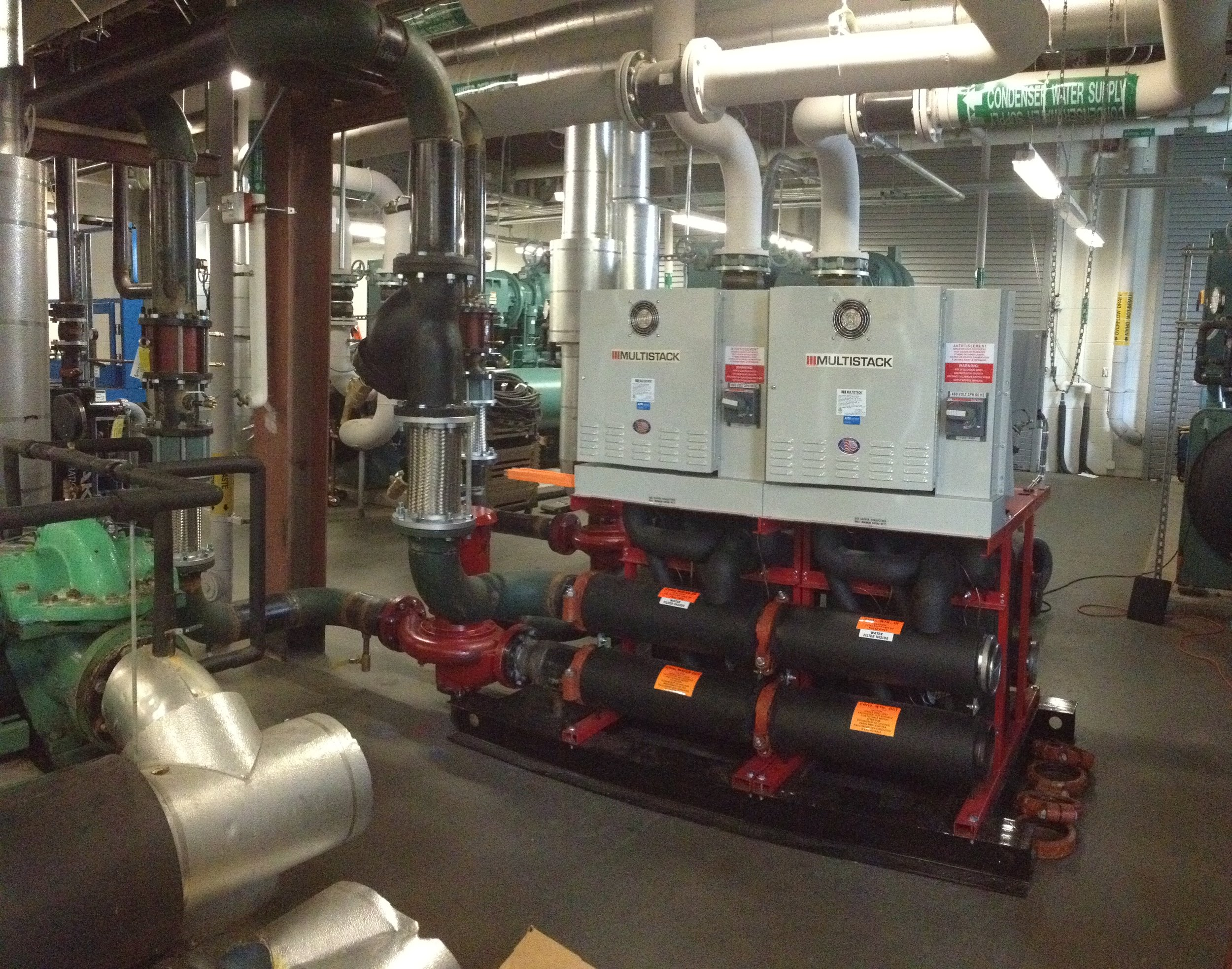 key details - Higher EducationPlumbingWater Plant Heat Recovery