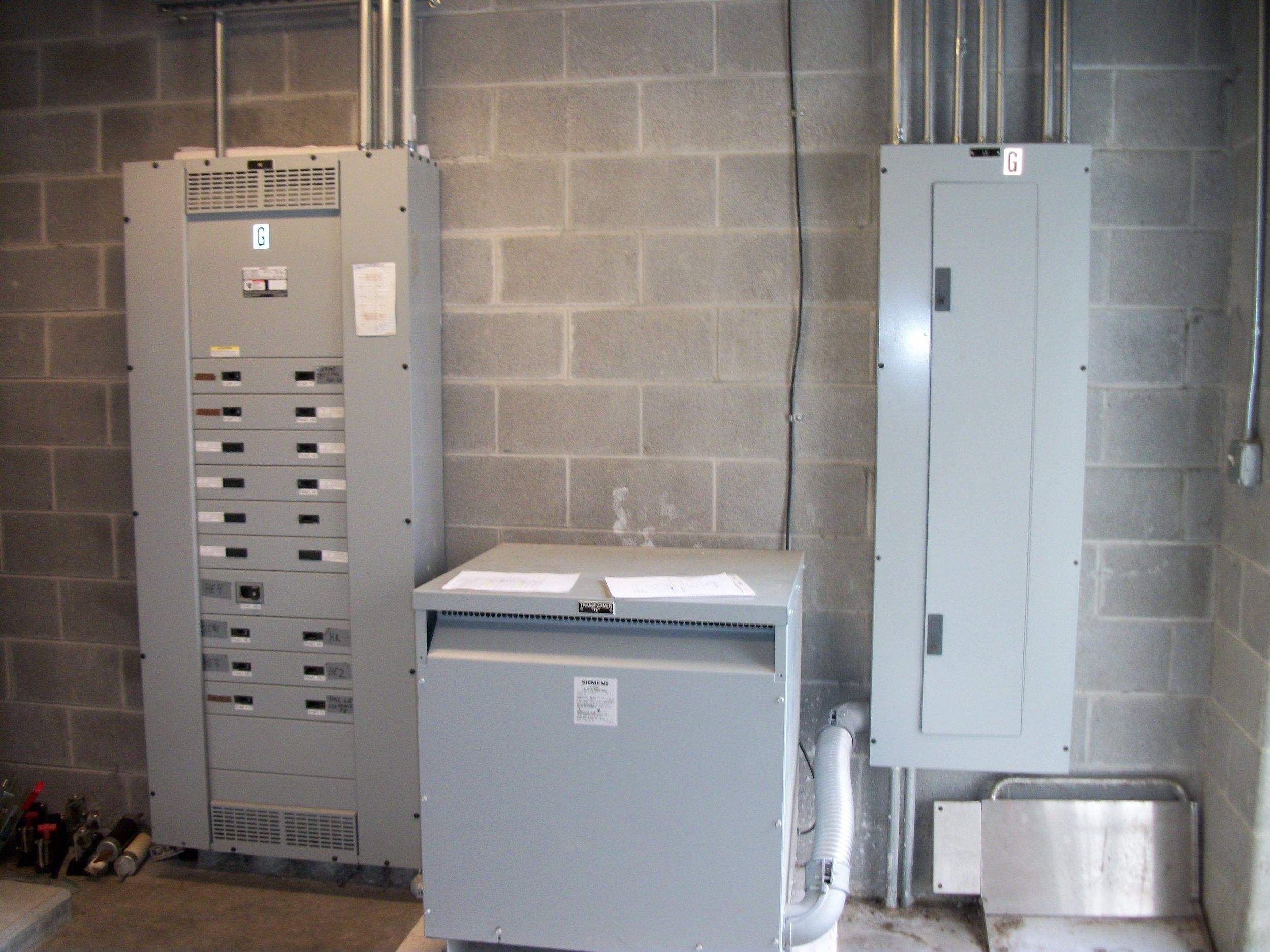 key details - Electrical ProjectCollaborationConfigured Switchboard