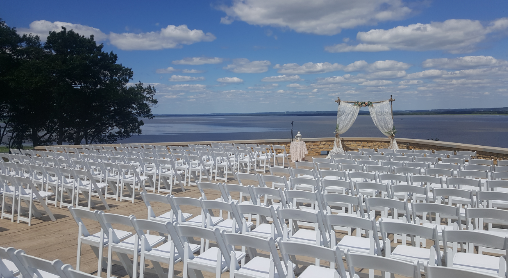 Chair rentals - Have a Beautiful Ceremony…