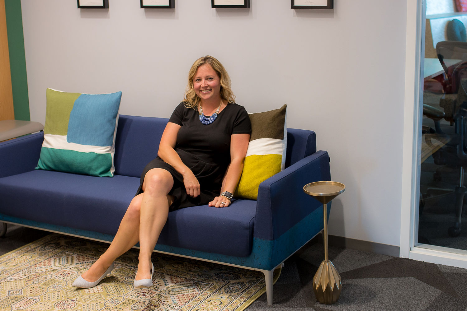 """A lot of internal marketing teams and agencies alike are just checking boxes. There is no data or business goal attached with their efforts. That's what really makes Blue Chair Digital stand out amongst the crowd."" - -Kim Italiano, Chief Business Development Officer"