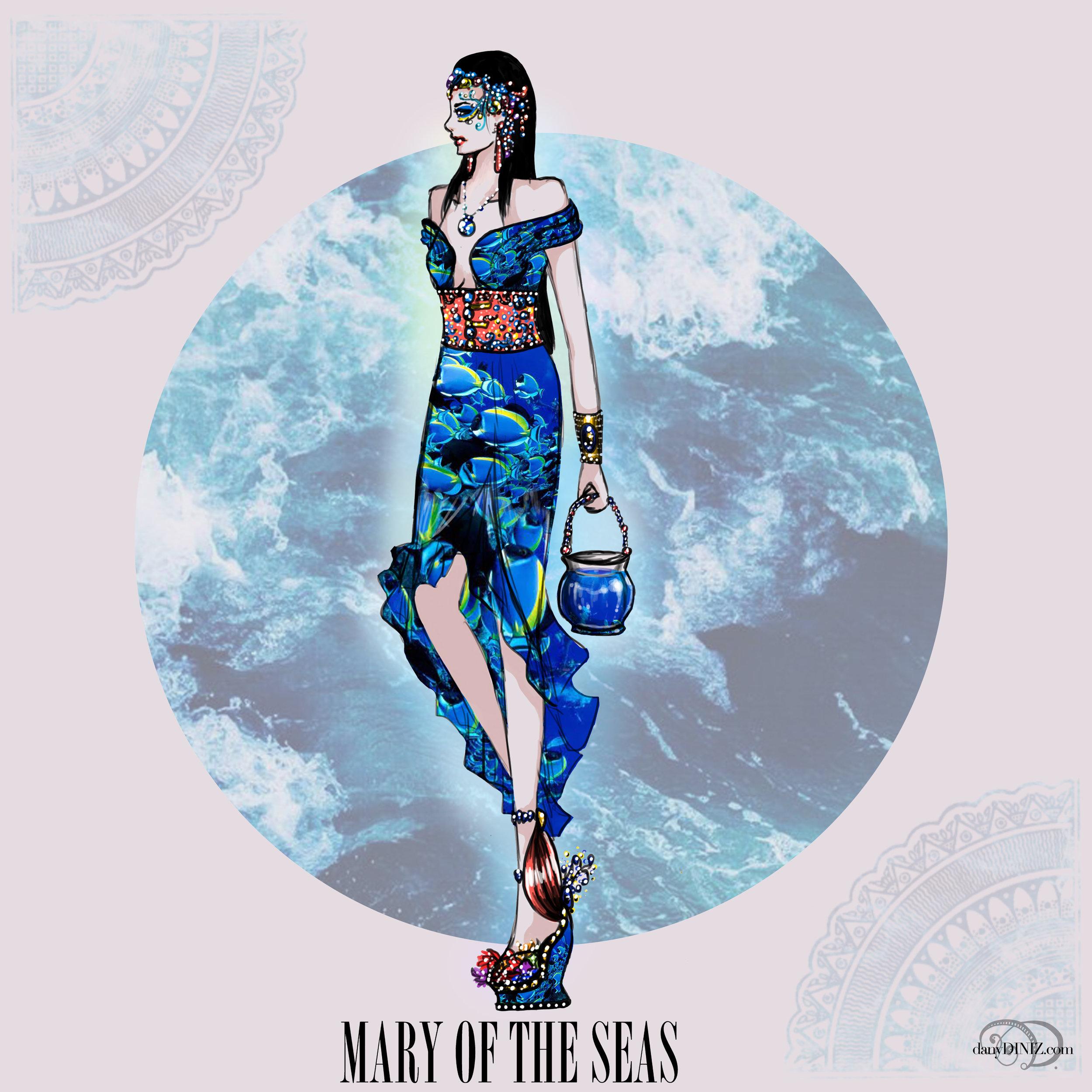 MARY OF THE SEAS