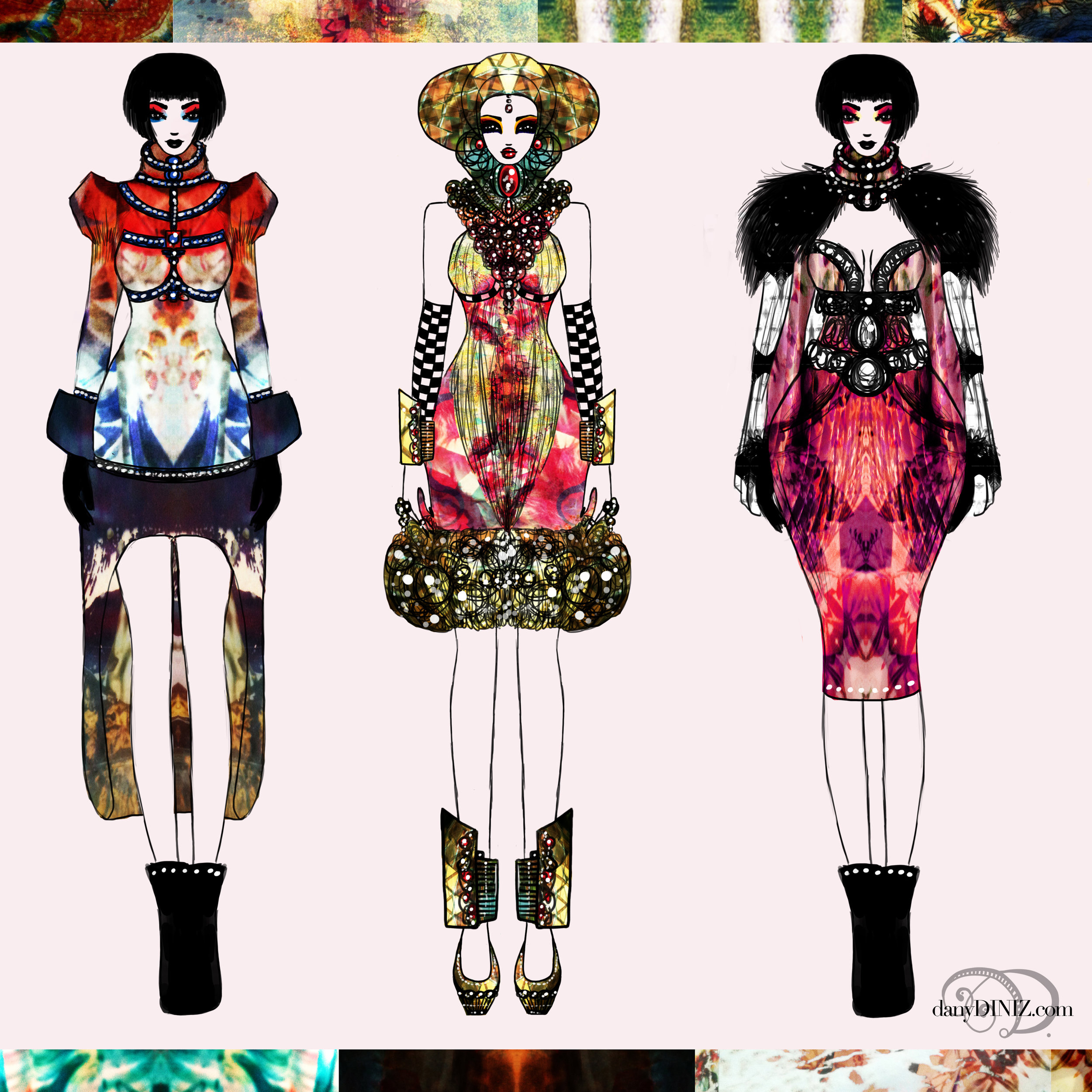 FASHION AND TEXTURE