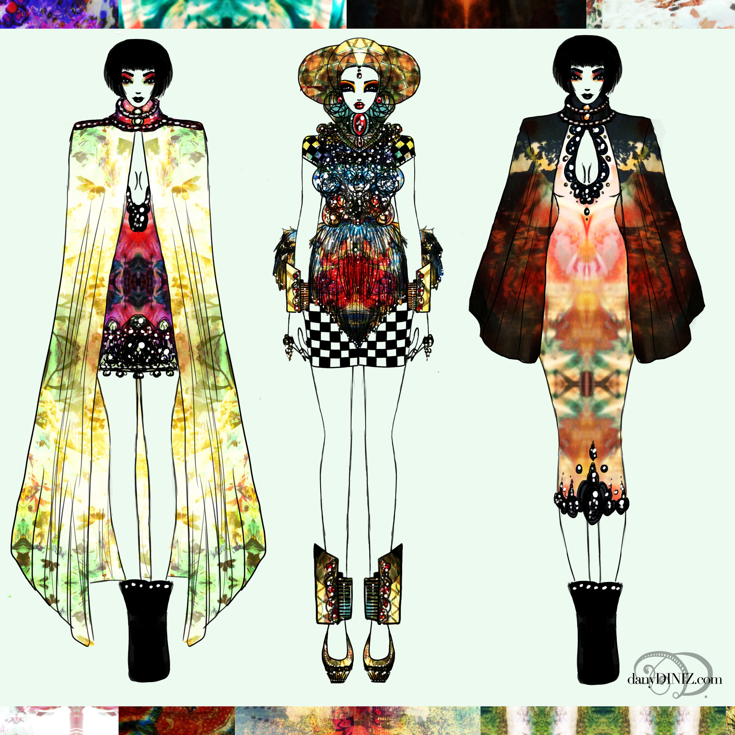 FASHION AND TEXTURES