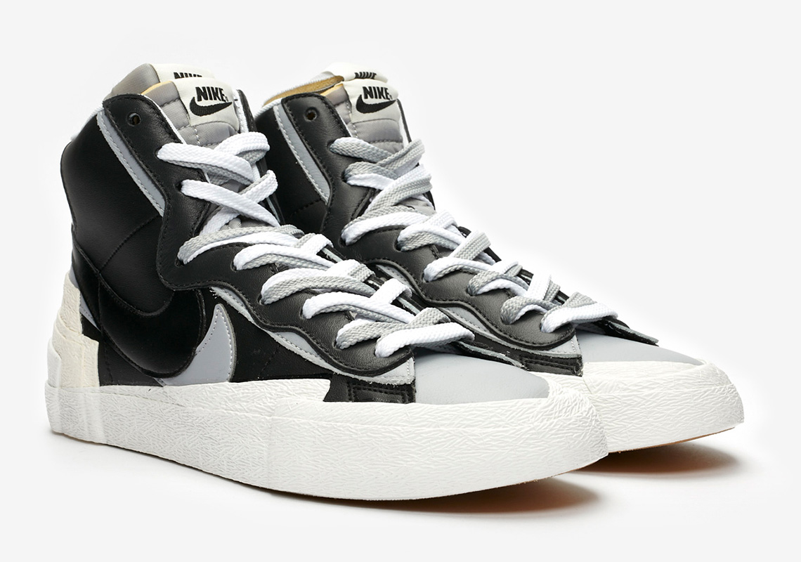 How To Cop The Sacai x Nike Blazers Online For Retail   The Retro ...