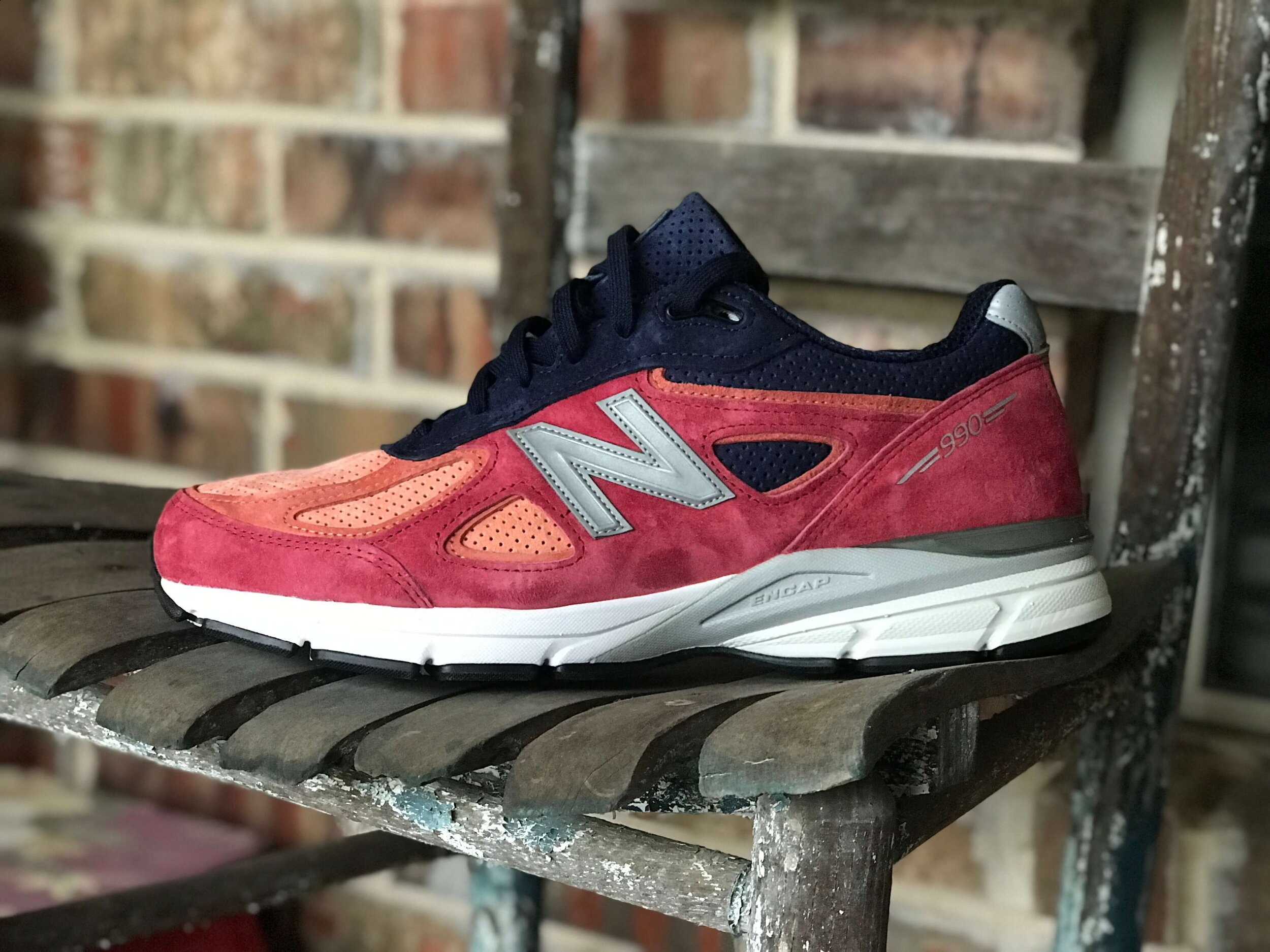 basket new balance 990v4
