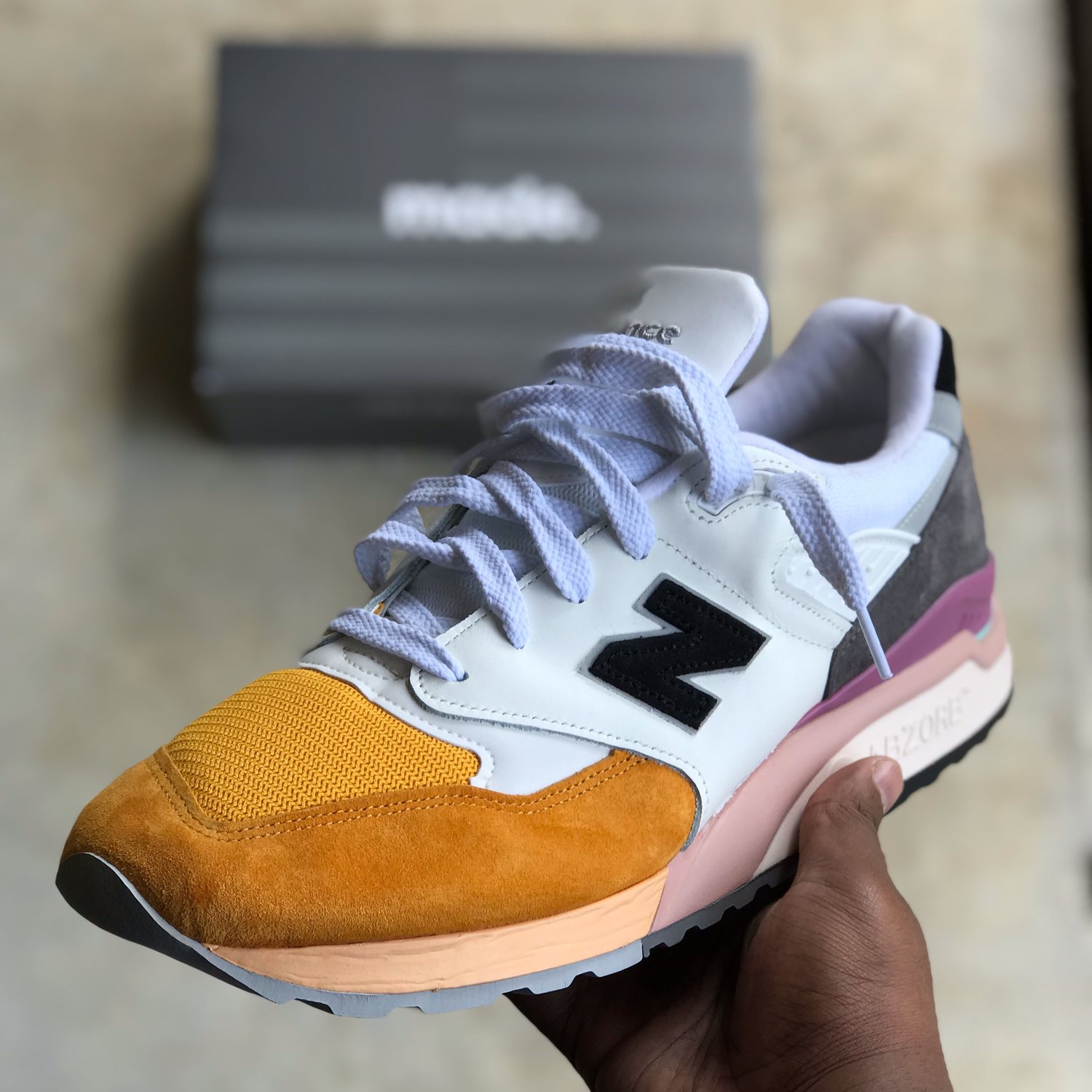 persona Cerebro Evento  How Does The New Balance 998 Fit? [Easy Sizing Guide]