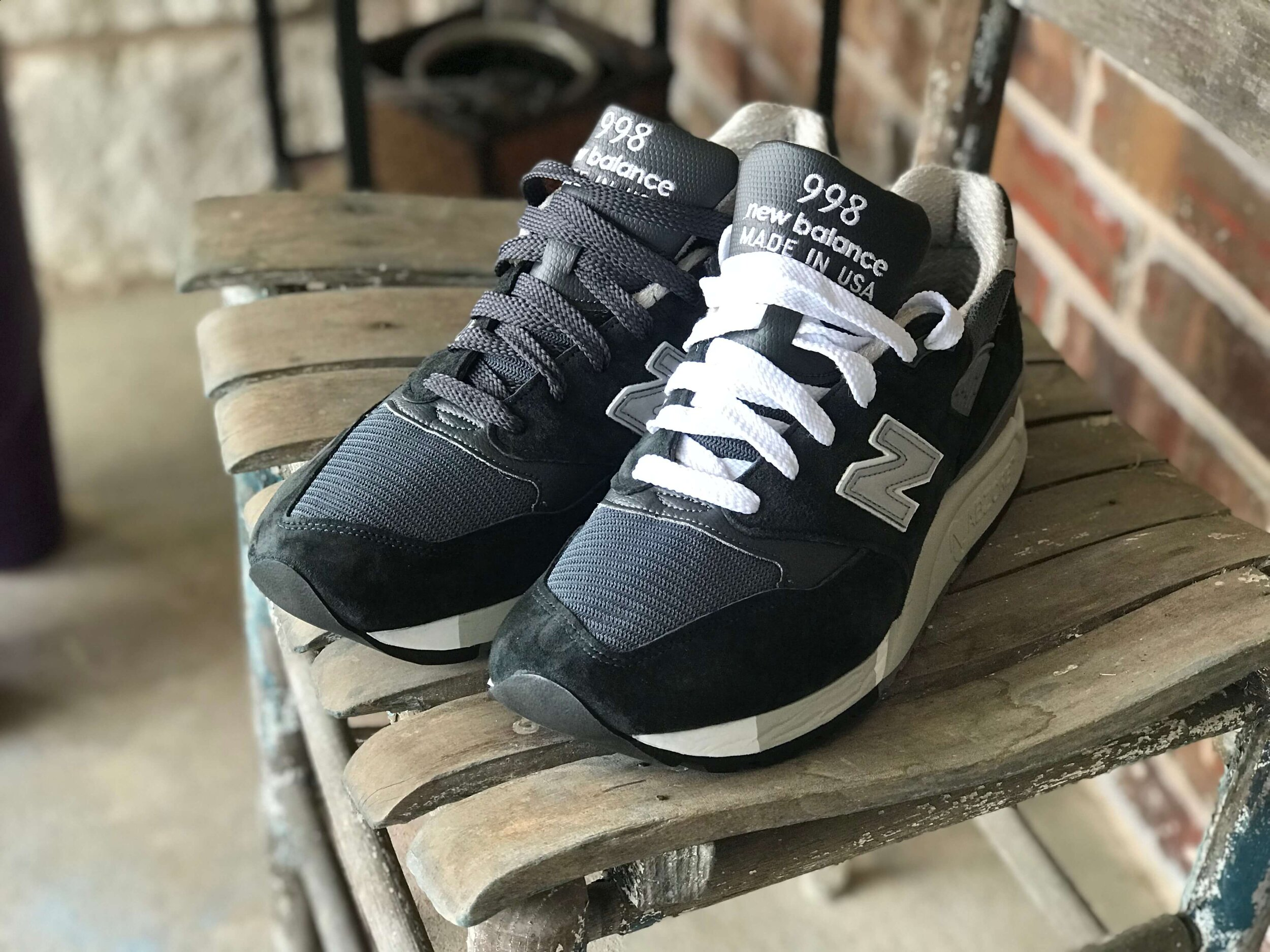How Does The New Balance 998 Fit? [Easy Sizing Guide] | The Retro ...