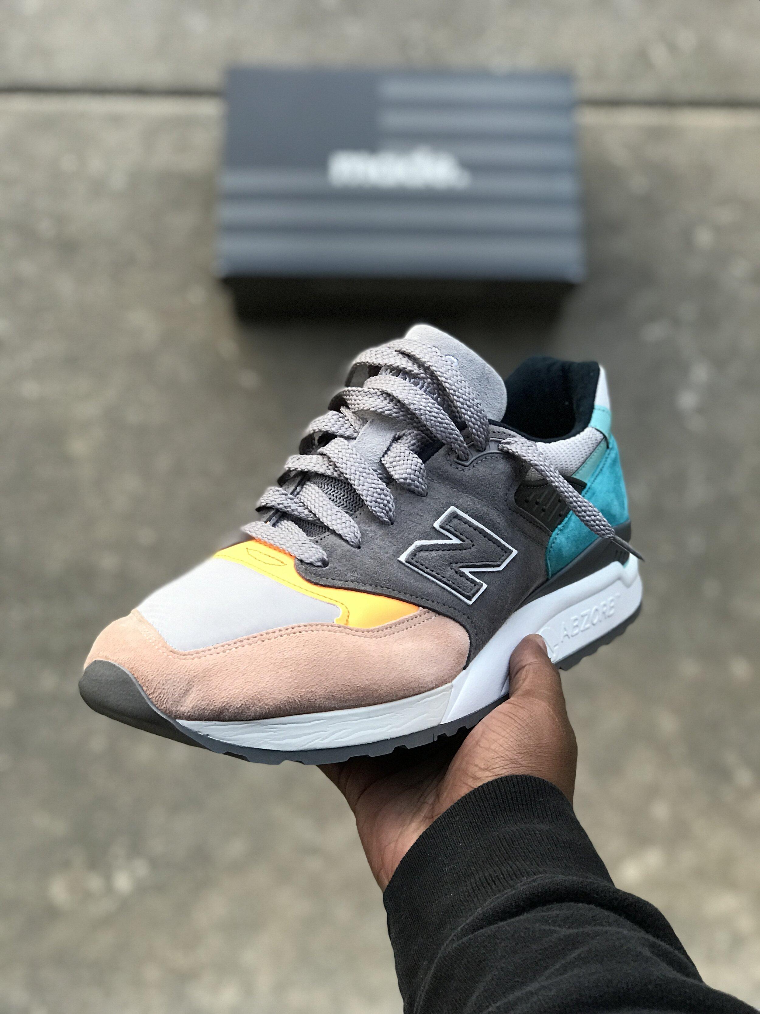 The New Balance 998