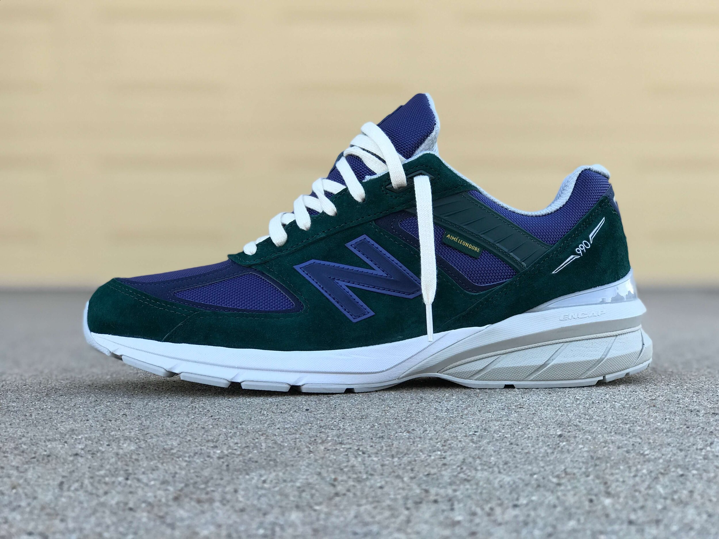 Aime Leon Dore x New Balance 990v5 [Must Watch Unboxing]