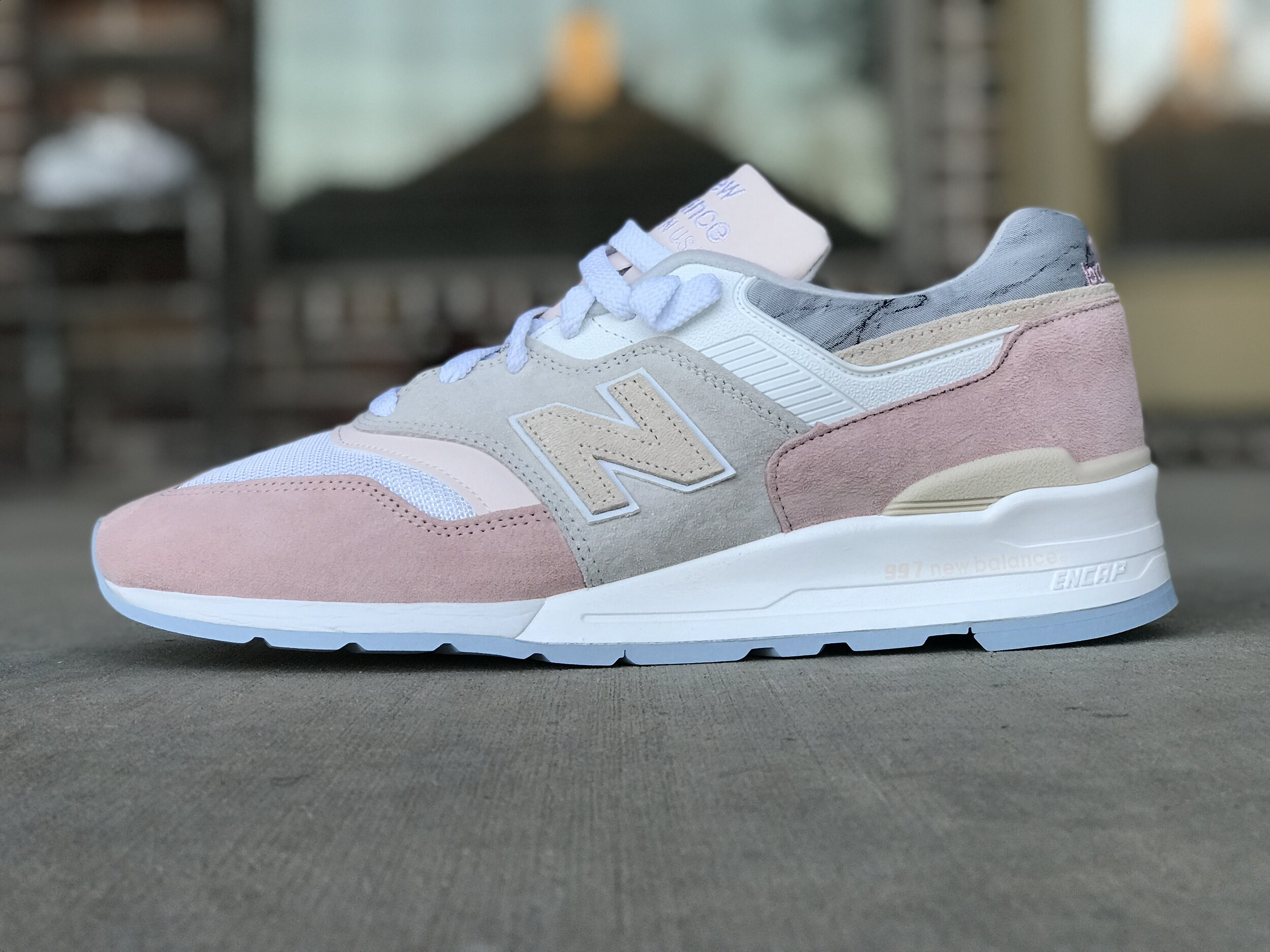 A Detailed Look At The New Balance 997