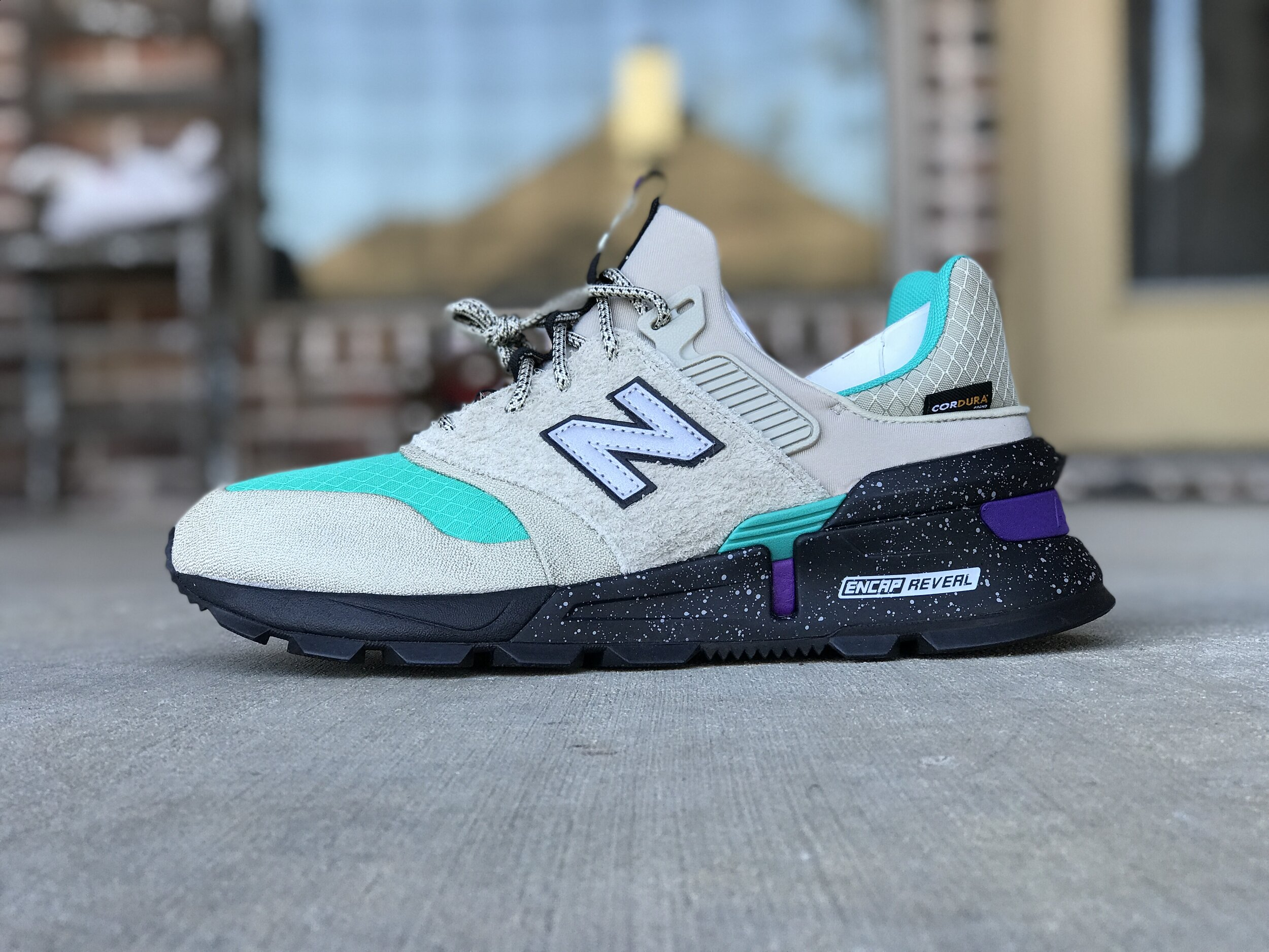 Unboxing The New Balance 997 Sport
