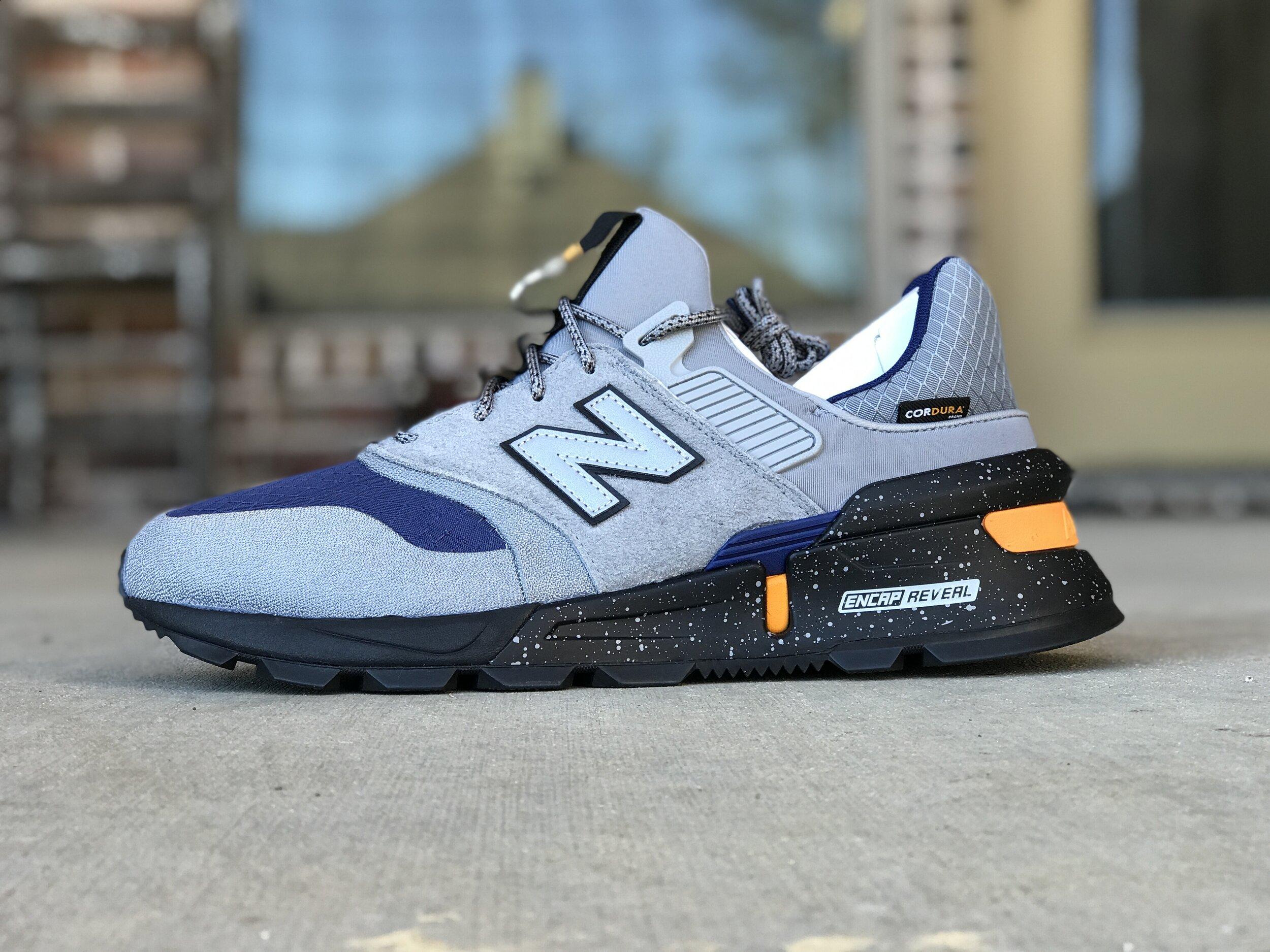 new balance grey 997