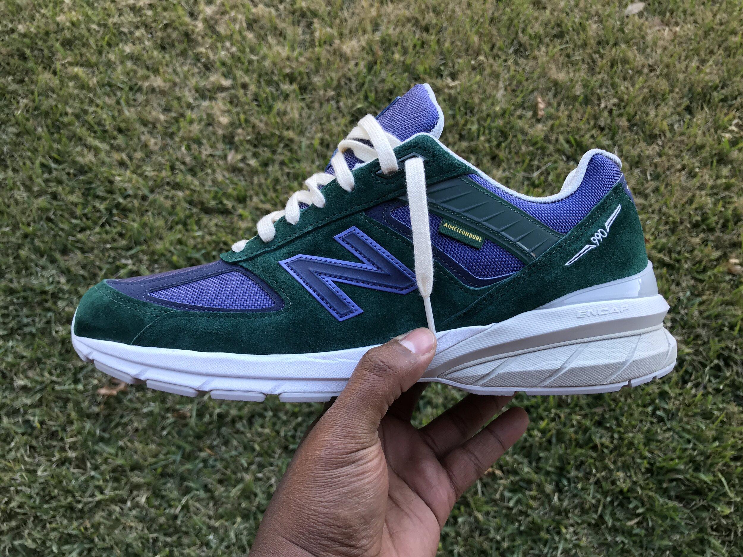 new balance 997 x 990v5
