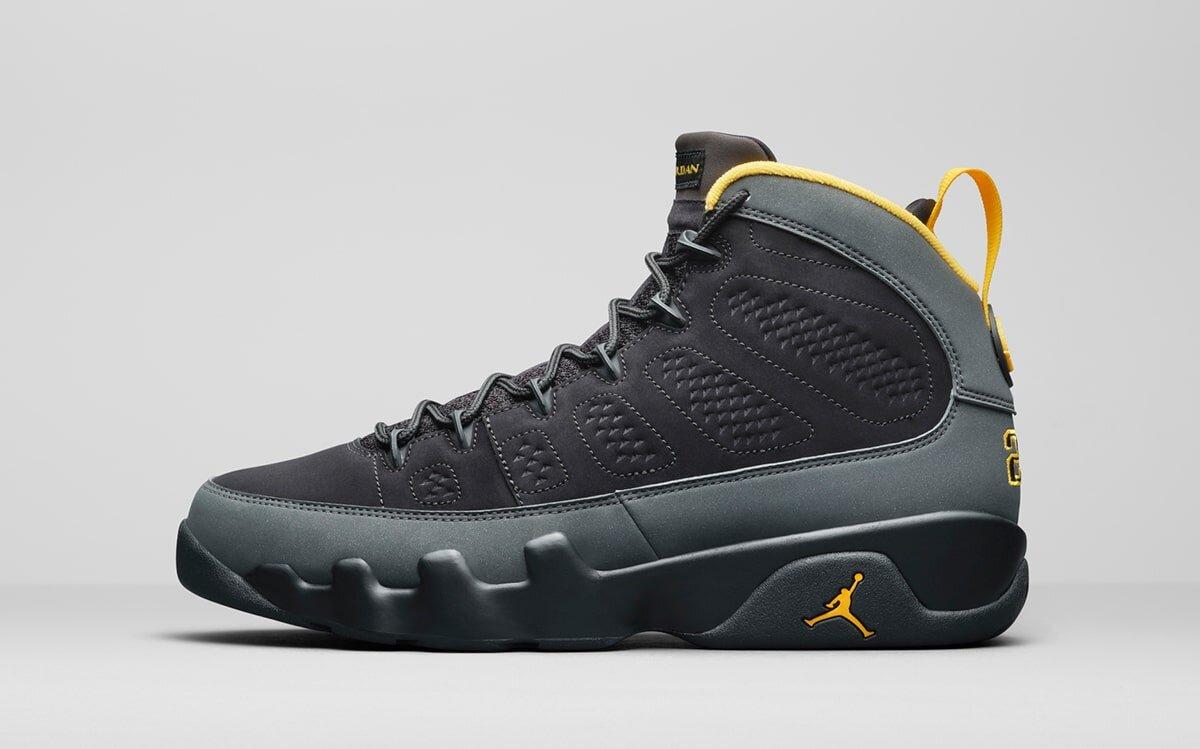 Sneaker Release Guide] 2021 Air Jordan Retro 9