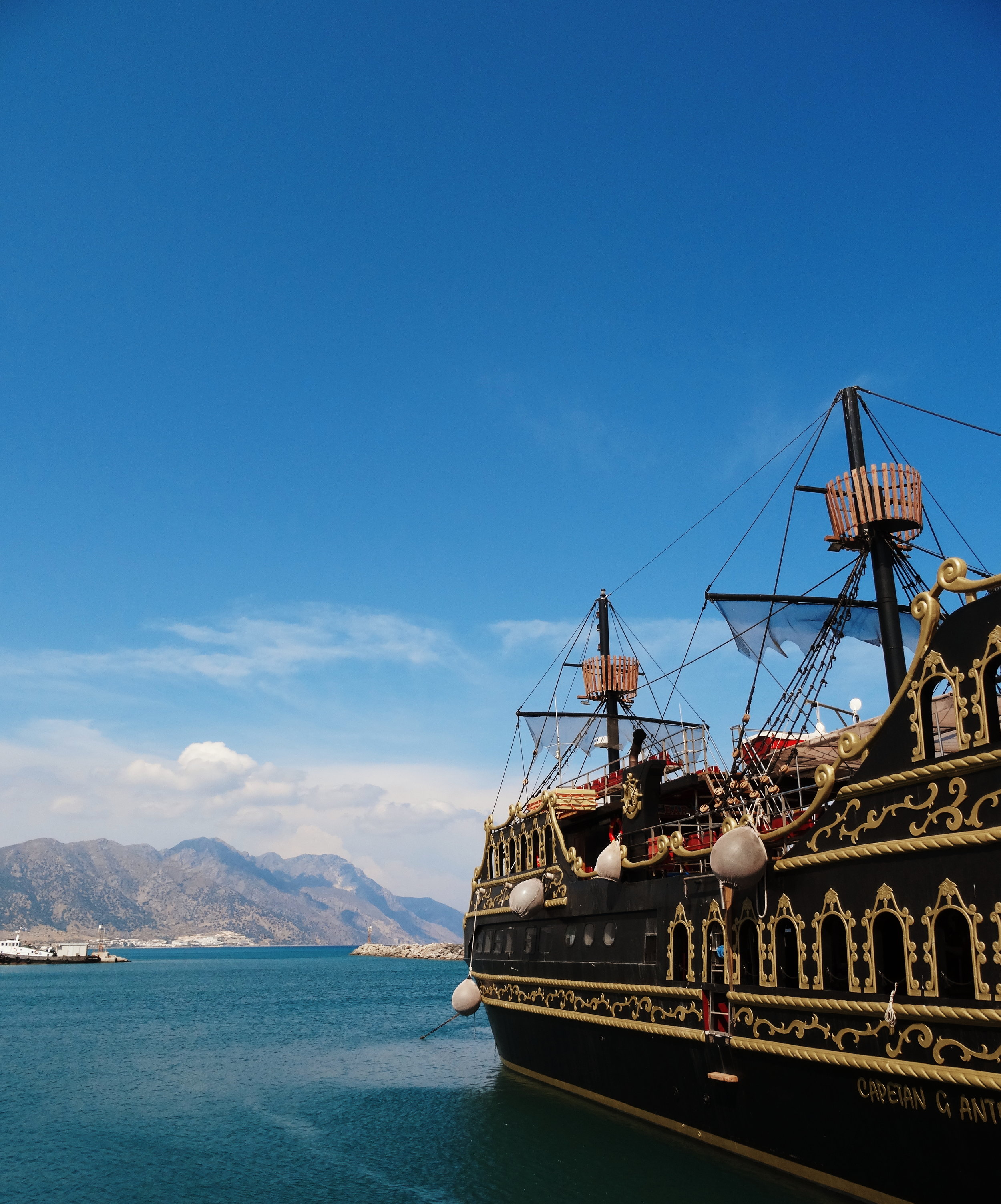 kokemuksia-kos-kreikka-kardamena-satama-ranta-mona-kajander-matkablogi