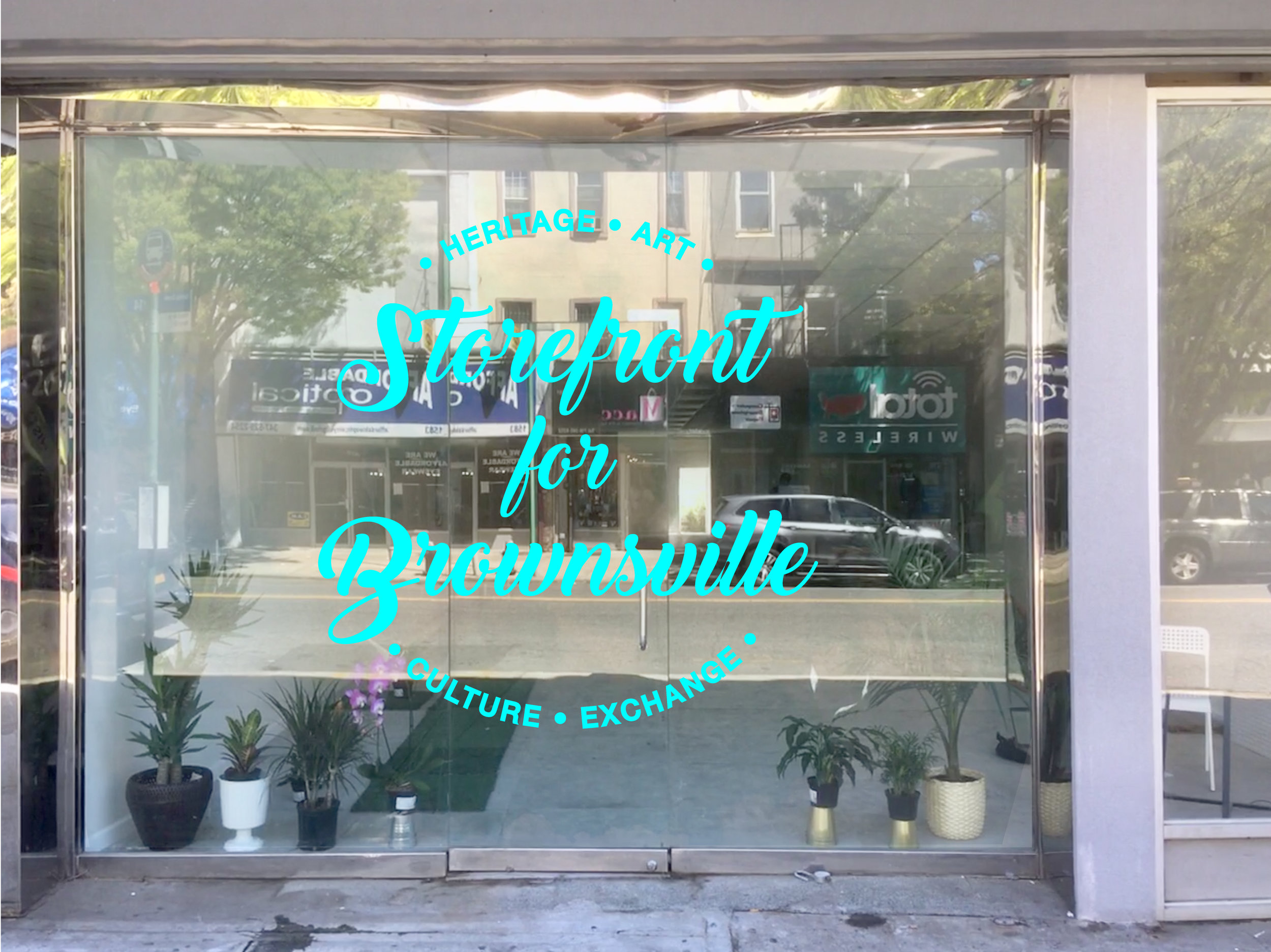 Image of the Storefront for Brownsville