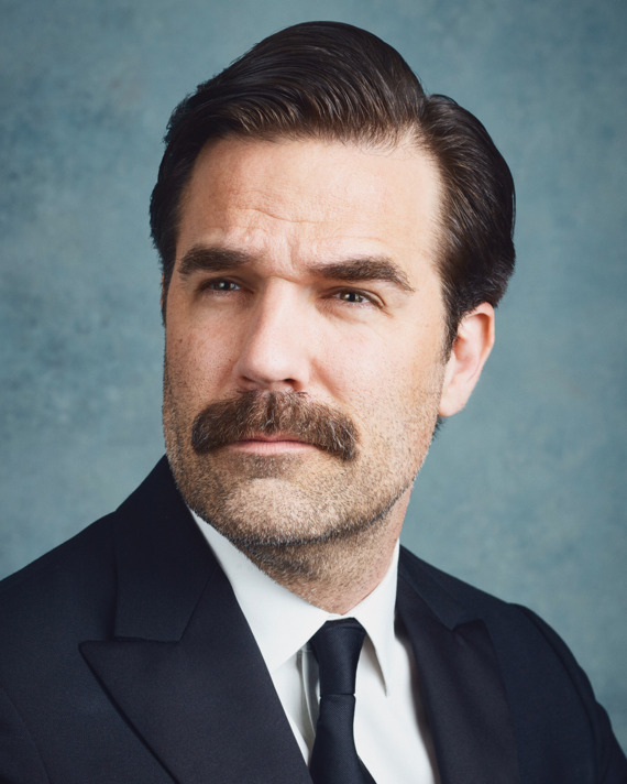 Rob Delaney Still Wants to Make You Laugh