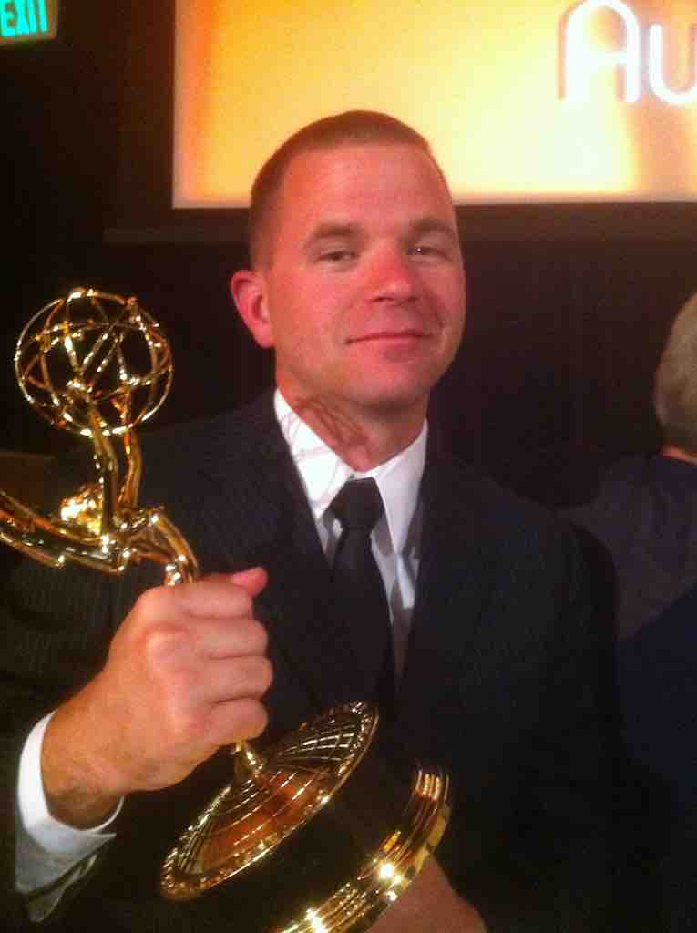 Emmy for Outstanding Courtroom Series (2012) - Probably the best time of my life…looking forward to an Oscar now