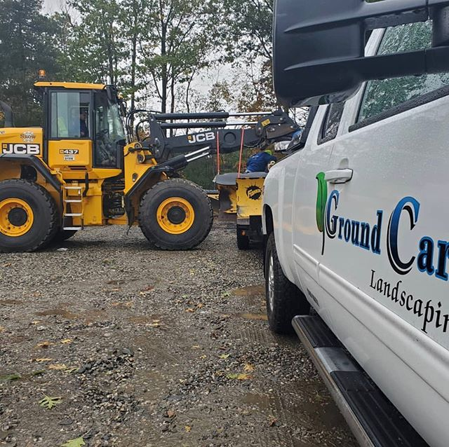 Dusting off our snow gear and making sure everything is in top working order for the upcoming season. We have been meeting with a lot of commercial & property owners to show them what makes Ground Care different than any other snow removal team in the Northeast! Want to see what makes us different?! Just reach out!