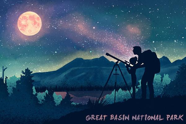 Original series proposal illustration for  Lantern Press