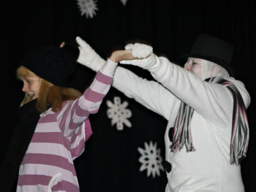 Lumiukko - 2012