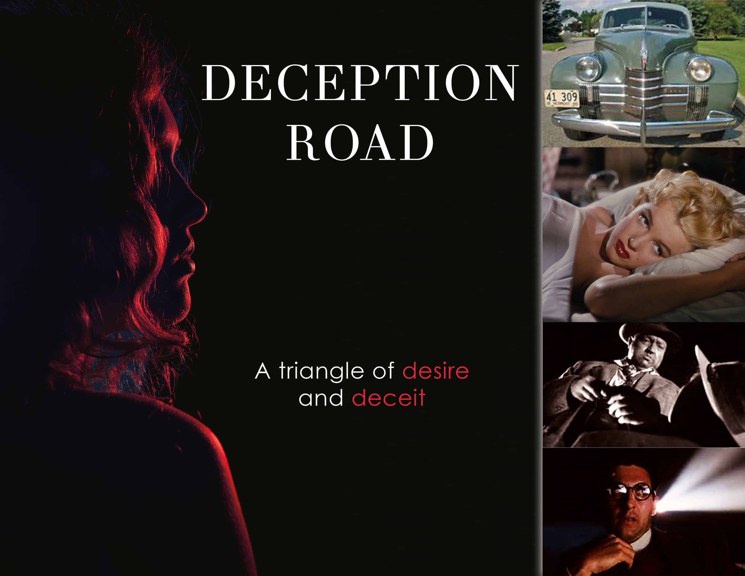 Deception Road Pitch Deck Cover
