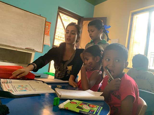 While we were in Nepal, we watched TriKa's teachers run a variety of activities to build relationships with their students. The teachers remarked that they hoped this allowed their students to build lasting memories. What are some of YOUR favorite first day of school memories as a student?