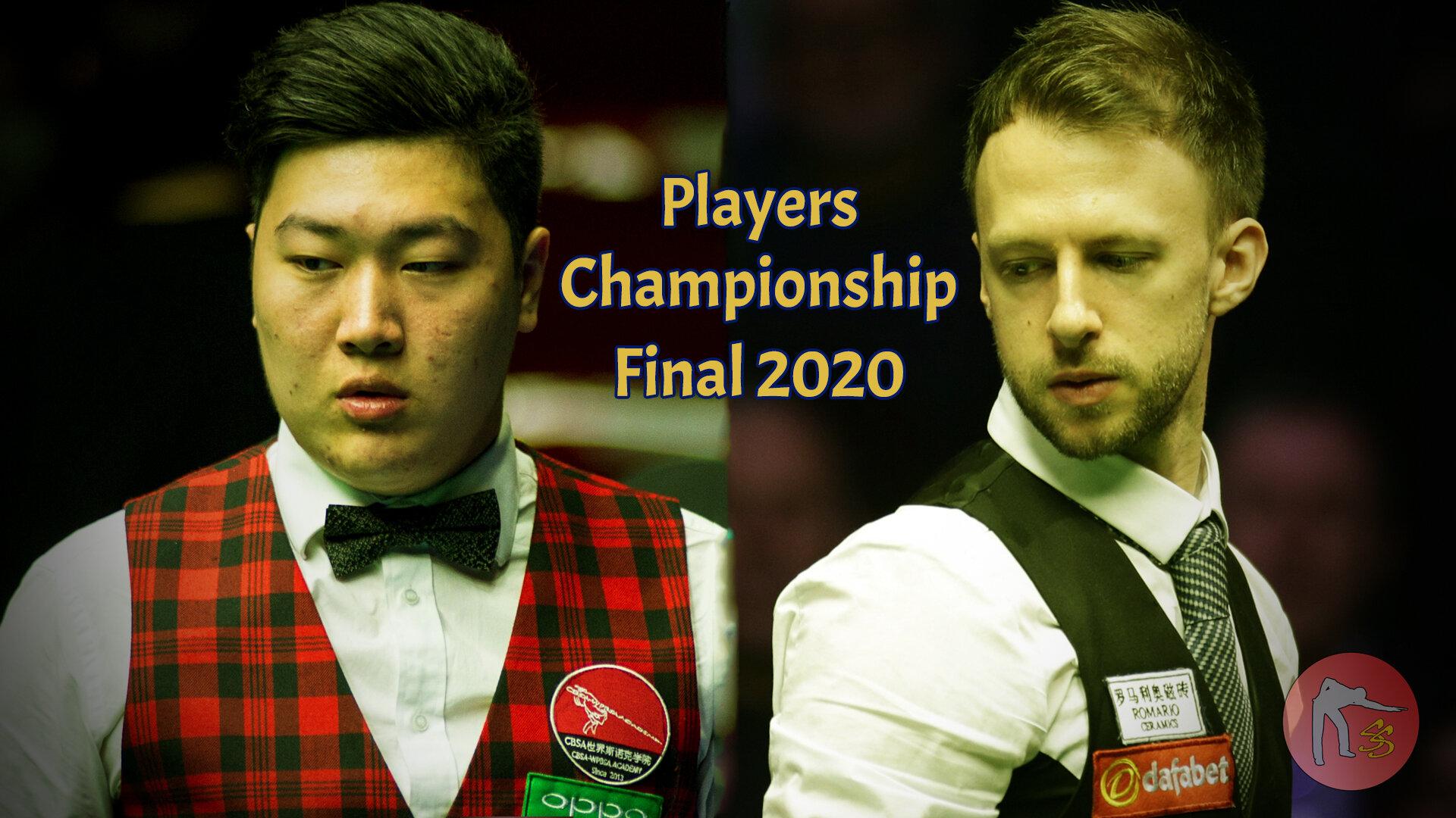 Present vs. Future? Players Championship Final 2020 – Shorts ...