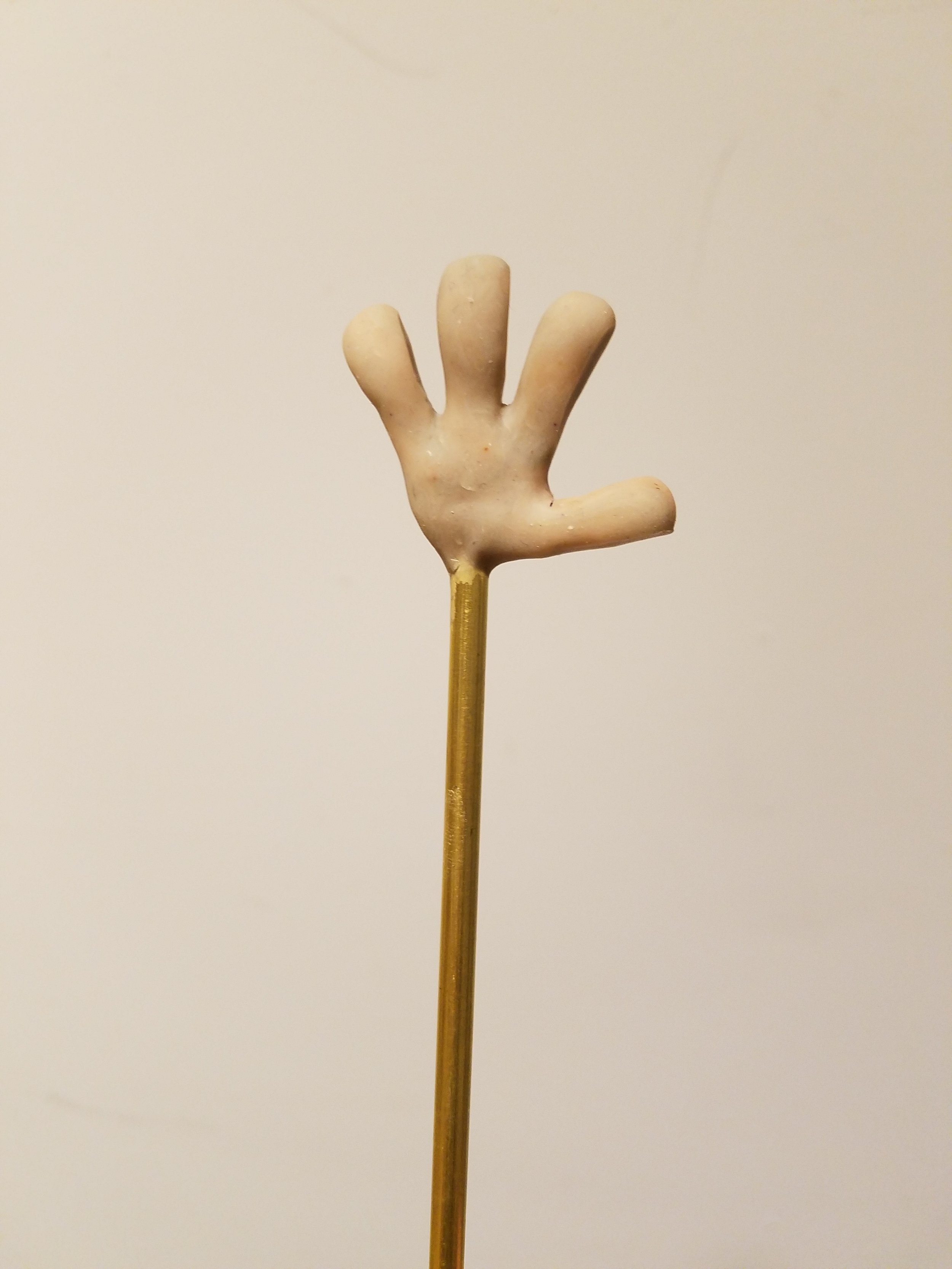 """""""Carbohydrates"""" hand"""