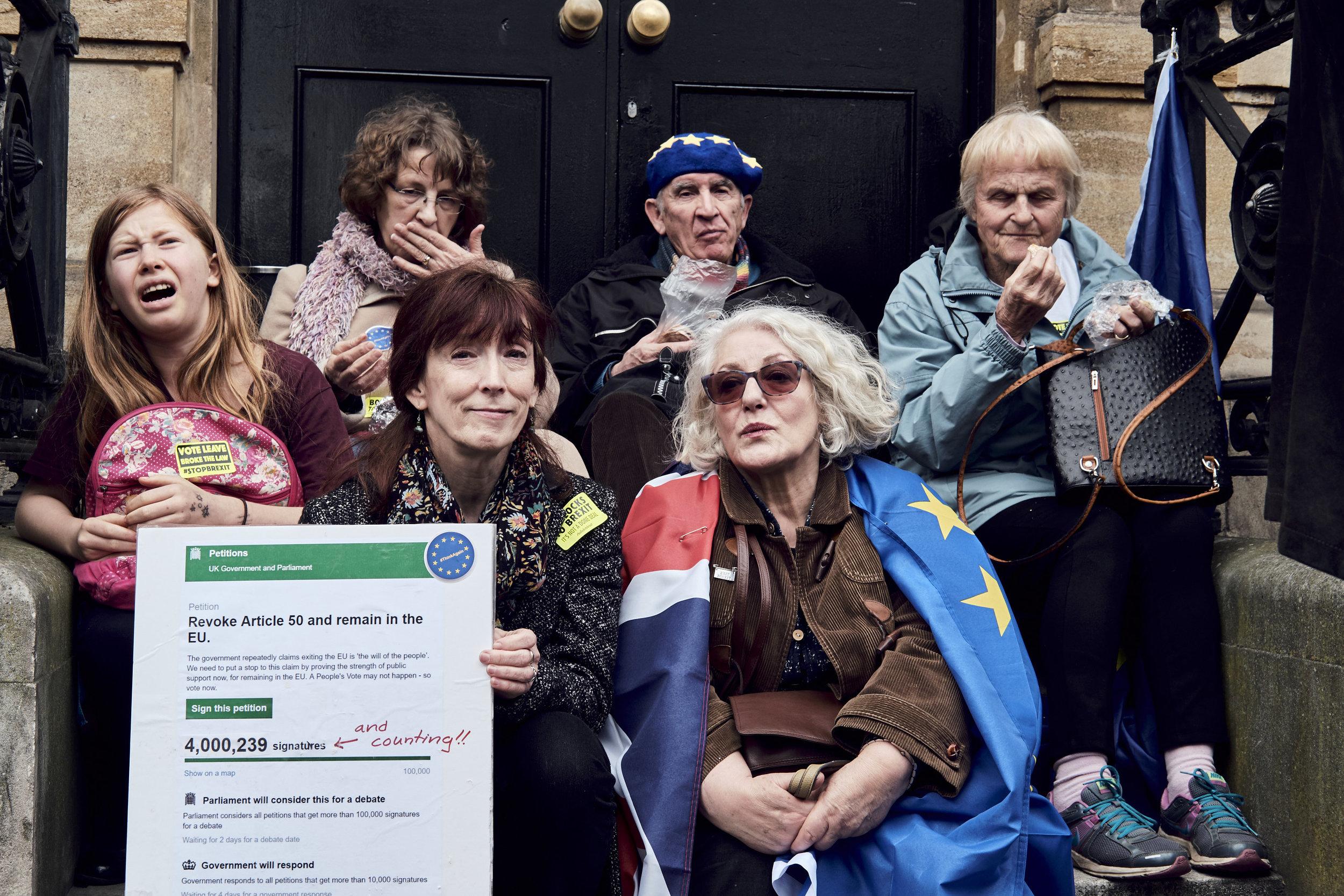 Anti-Brexit March, 23 Mar 2019.