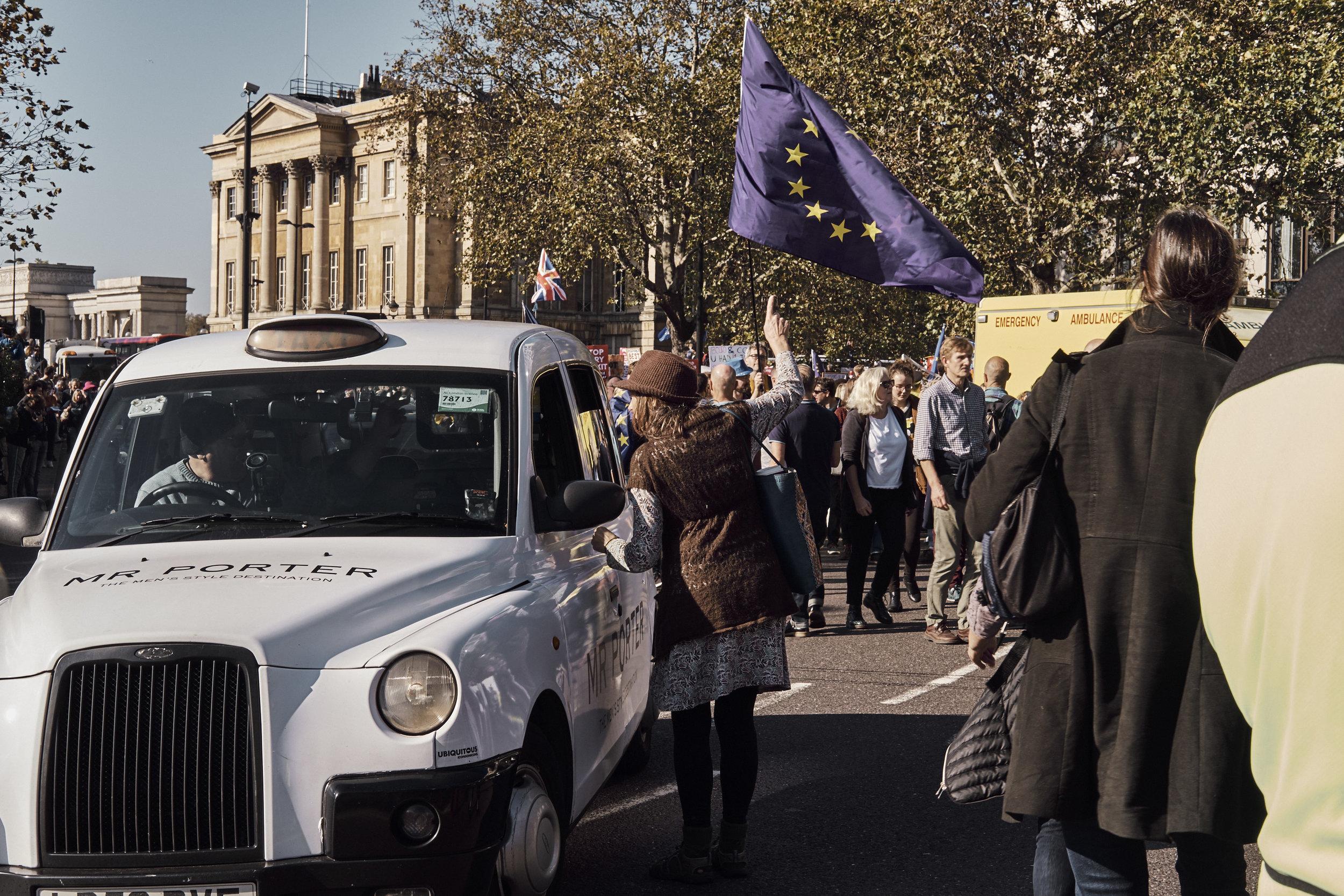 Anti-Brexit, 20 Oct 2018.