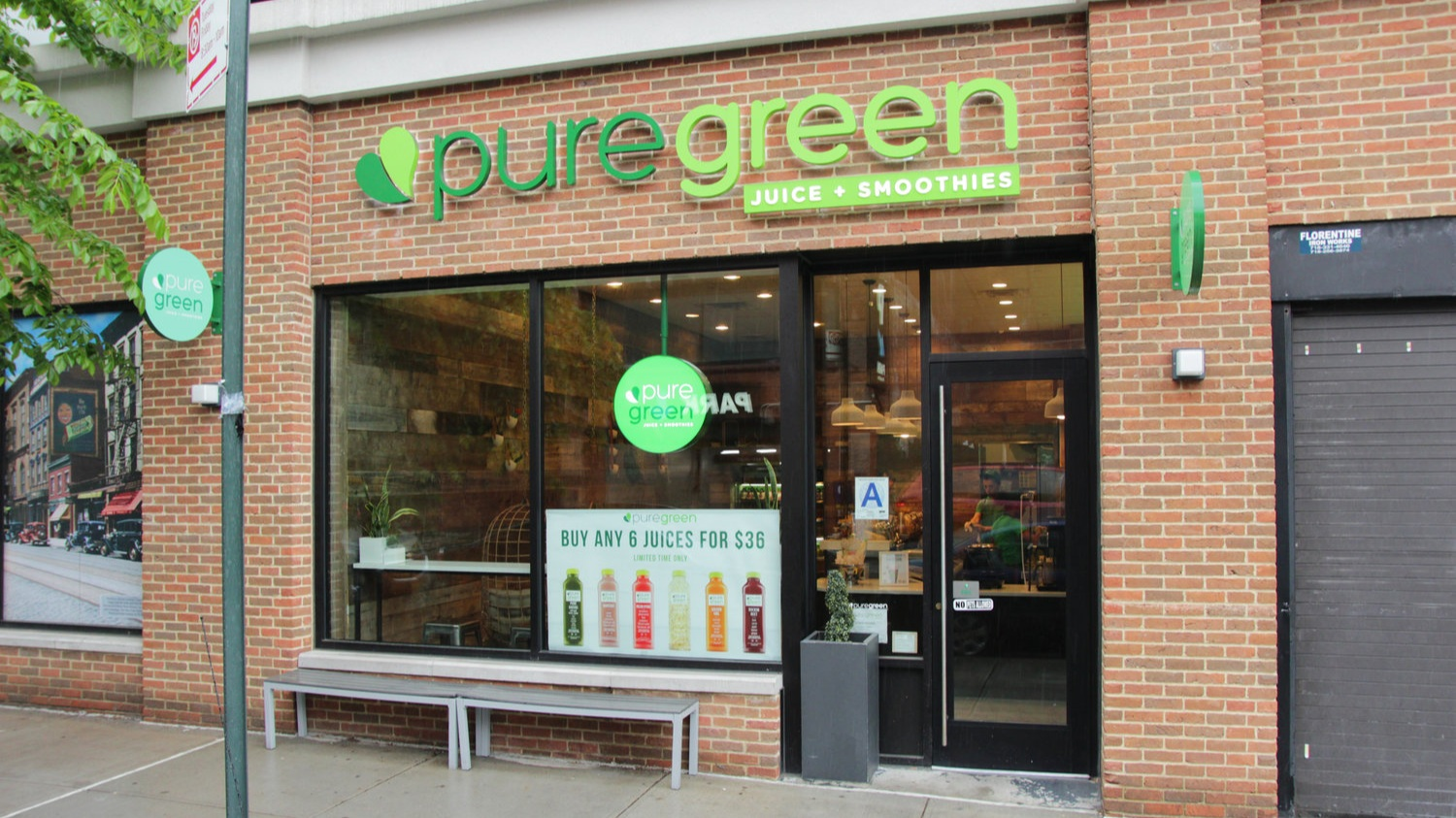 Open a Pure Green Franchise Location