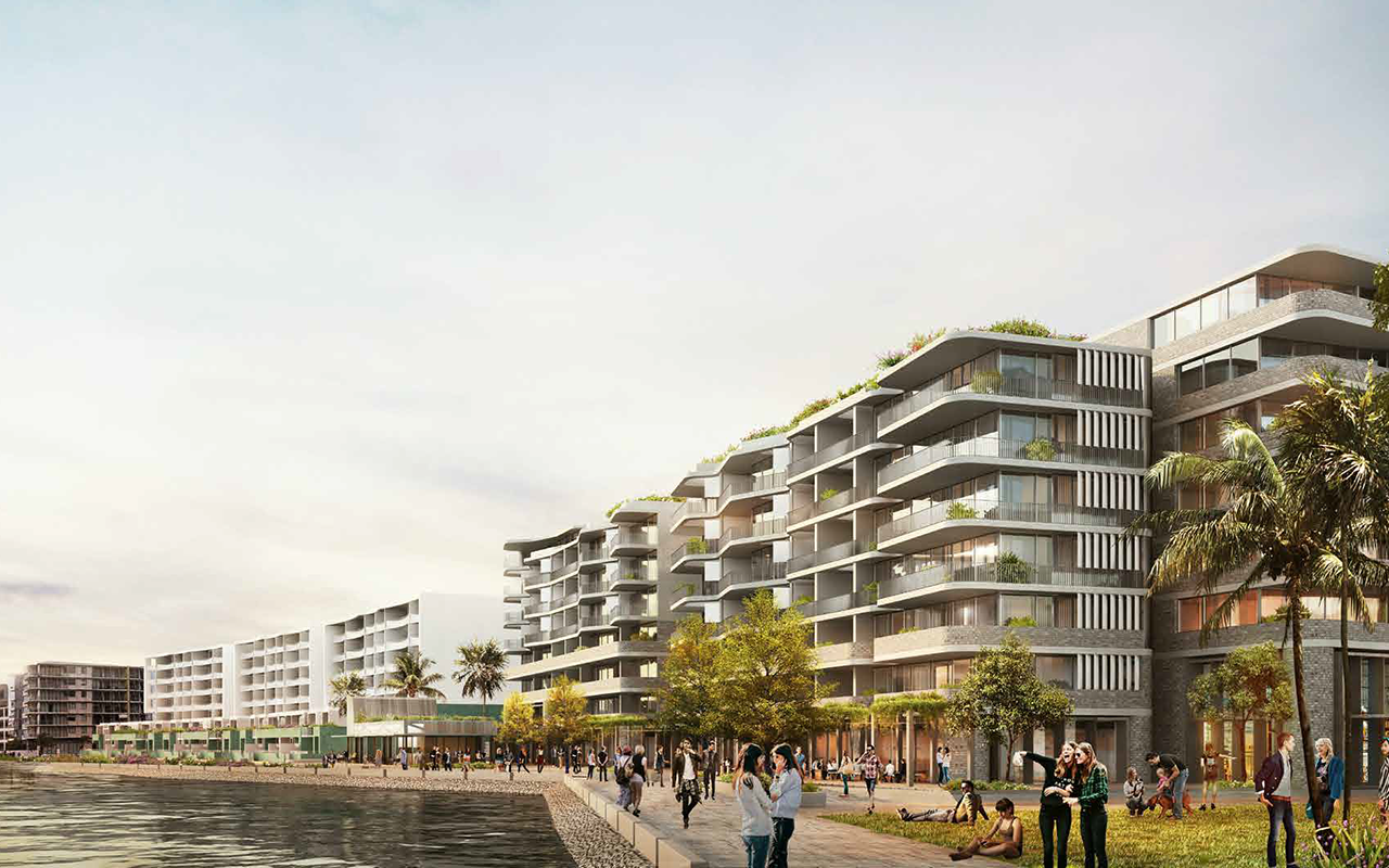 Residential & Mixed Use - KDC offer expert advice and services in site acquisition and tenure, including; the formulation of Master Plans, strategic planning studies and planning proposals (rezoning applications). We are able to work across the full project Lifecyle with numerous stakeholders, including but not limited to; developers, local and state authorities, as well as the community.