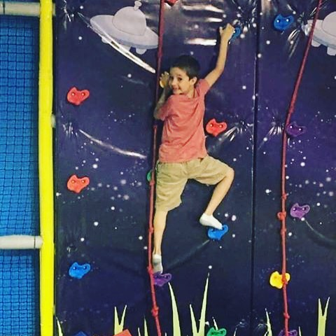 Climb your way up to Yoyo's Fun Center and enjoy some fun!