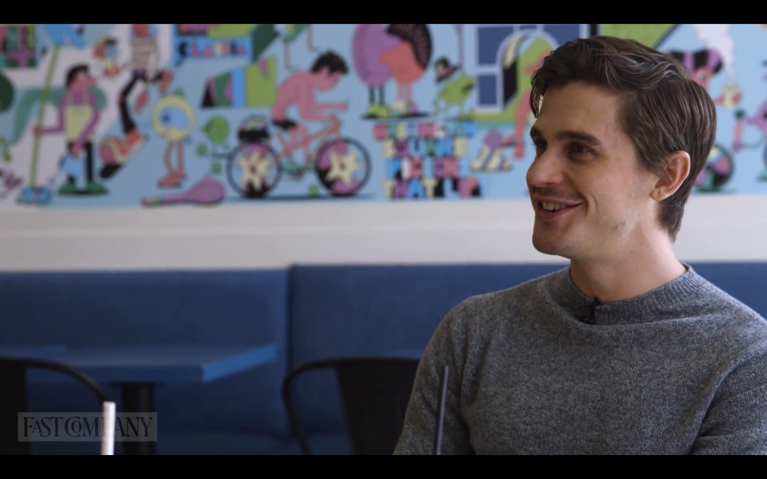 Antoni Porowski on overcoming fear and enjoying success (yogurt guacamole and all) - - Fast Company