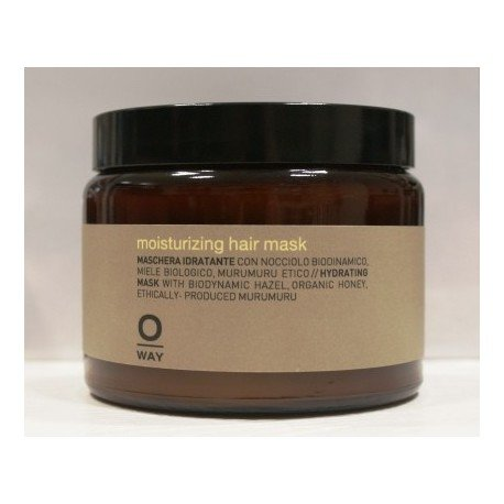 Oway Moisturizing Hair Mask - I use this conditioning mask once a week to prevent my hair from getting dry and having breakage.