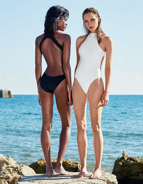 allSisters - allSisters is a Barcelona-based, eco-friendly swimwear brand that uses the highest quality of recycled fabrics to create its high-end swimsuits.