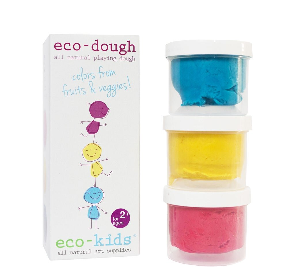 Eco-Kids - Eco-Kids works with various eco-friendly U.S. manufacturers to create art supplies that are safe for kids.