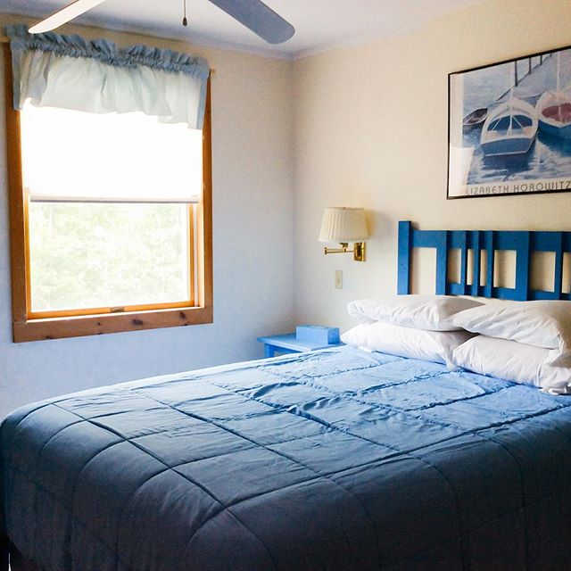 Nestled next to pine trees and bordering Acadia National Park, it's hard to believe that Summertime Cottages is within Bar Harbor and walking distance of the ferry terminal. One of the hidden jewels of Bar Harbor and only one block from the ocean!