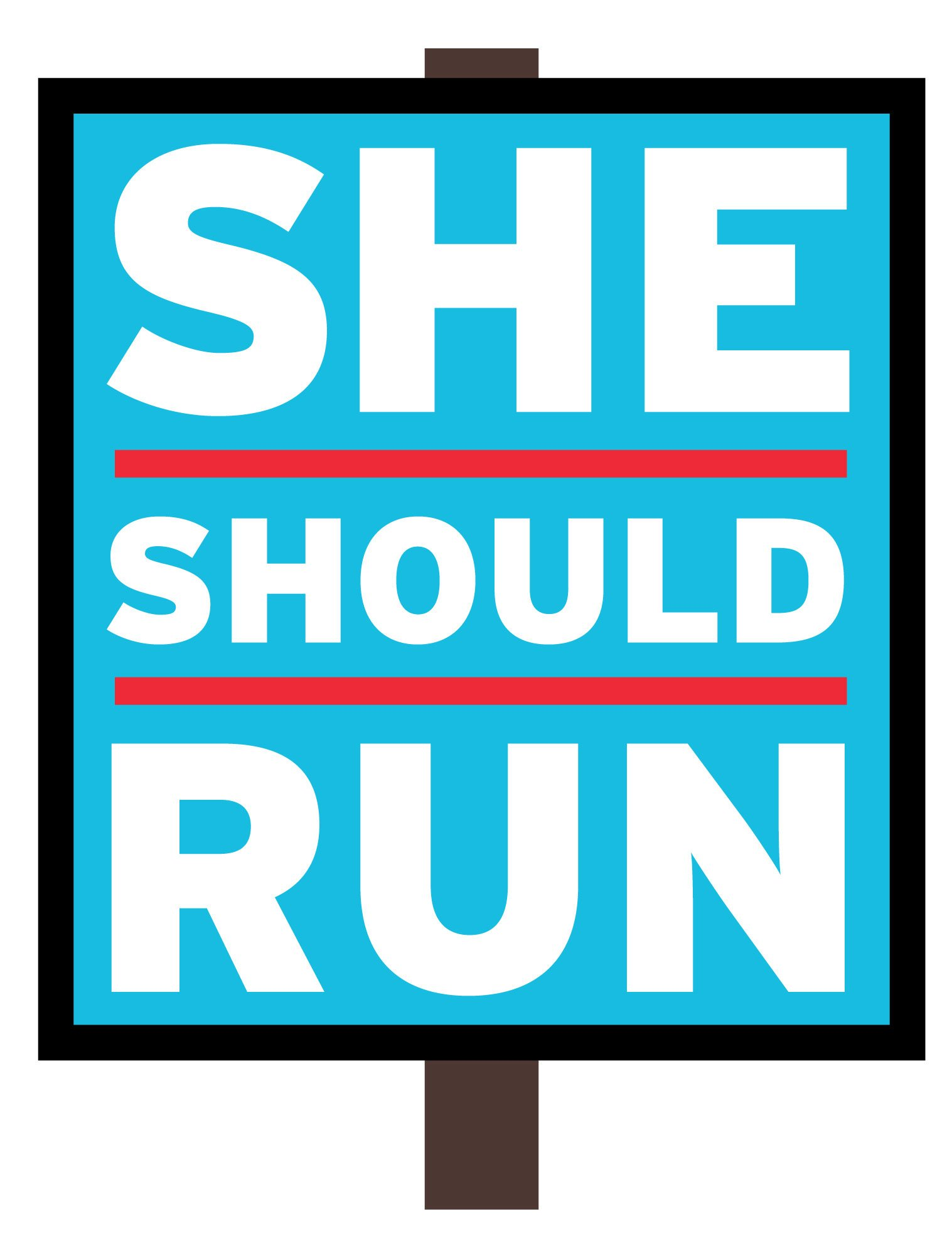 Change the Face of Elected Leadership! - https://sheshouldrun.org/donate