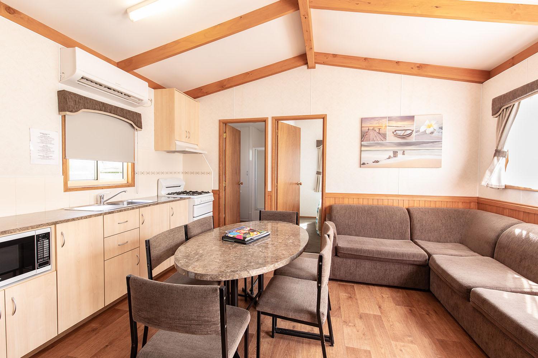 3BR 6 berth family cabin