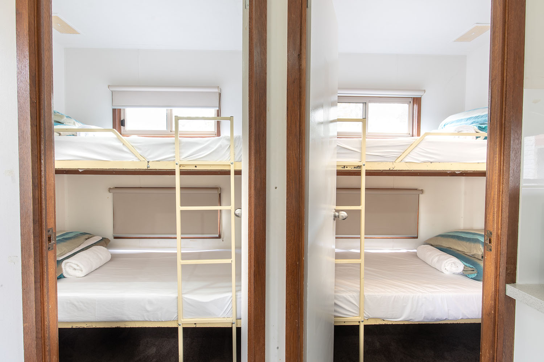 3BR 6 berth budget cabin