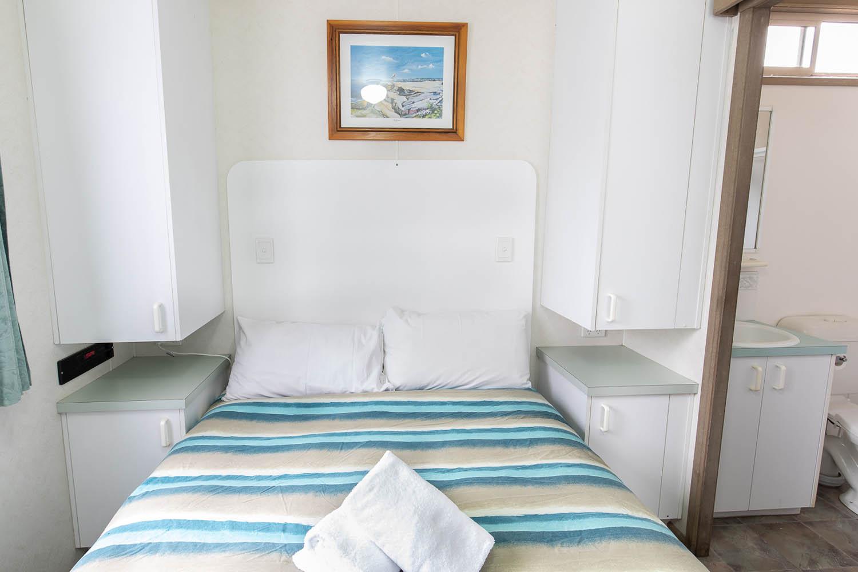 2BR 5 berth budget cabin