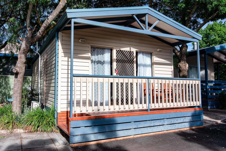 2BR 5 berth twin family cabin