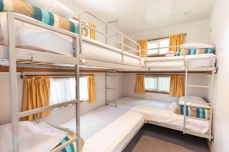 2BR 6 berth pool view cabin