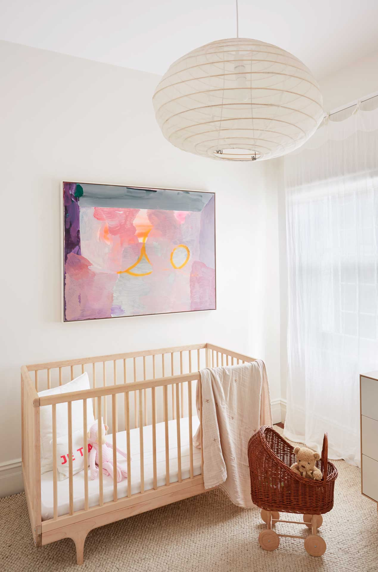 Minty Magazine - Real Room Reveal - Gender-Neutral Space for Baby - September 26 2019
