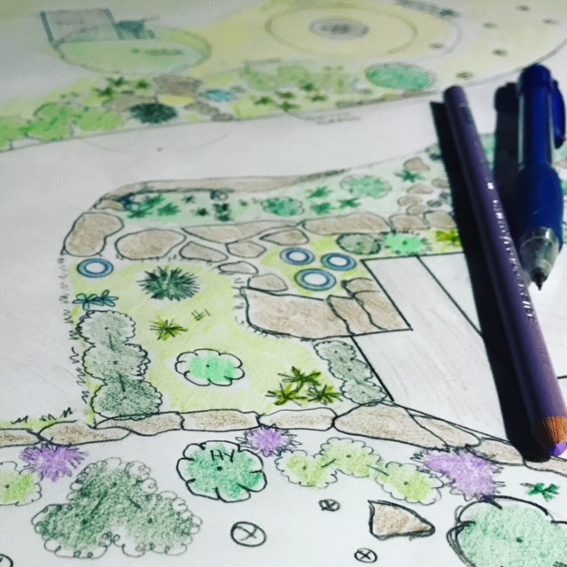 Looking for a solid plan? No problem. With years of design experience New Leaf can map out a comprehensive plan that will turn your property into your personal oasis.