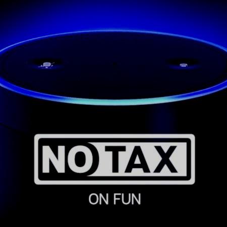 Project: No Tax On Fun - Voice First Alexa Skills